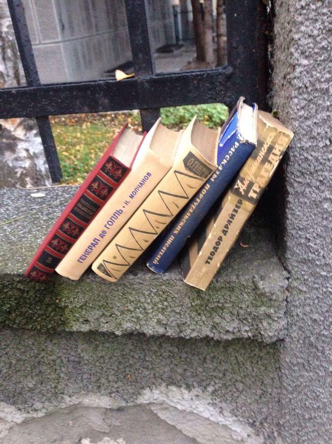 Forgotten books, school, learning, mind