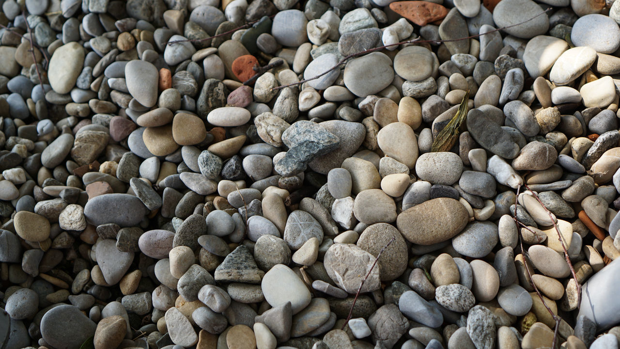 pebble, large group of objects, abundance, full frame, backgrounds, beach, pebble beach, no people, nature, day, close-up, indoors