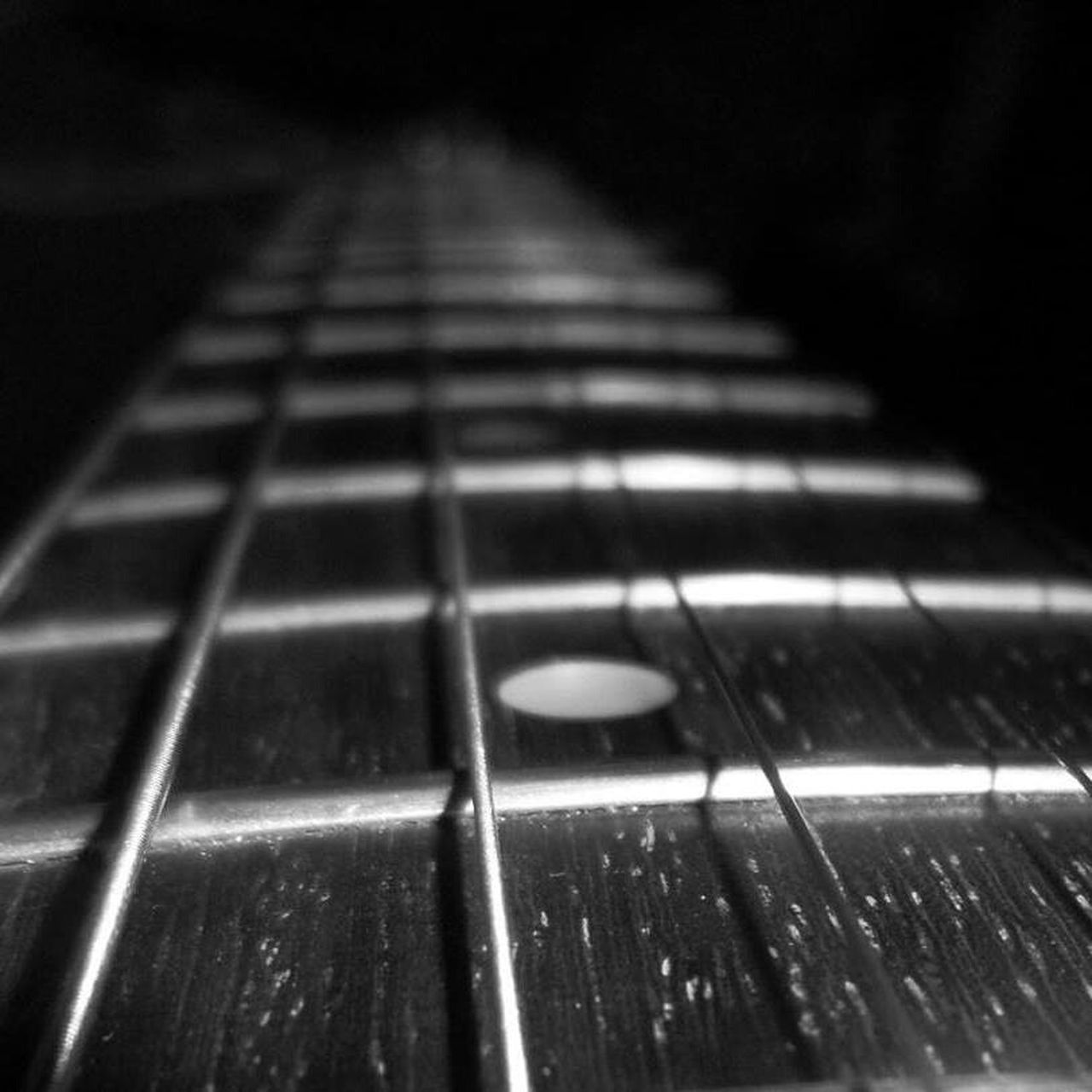 music, musical instrument, arts culture and entertainment, guitar, musical instrument string, indoors, close-up, no people, fretboard, day