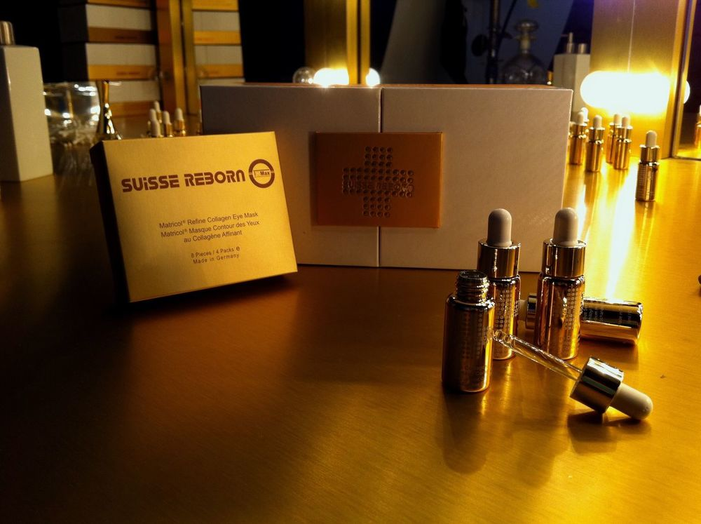 Product Shooting... Text Indoors  No People Table Illuminated Product Photography Skincare Golden Large Group Of Objects