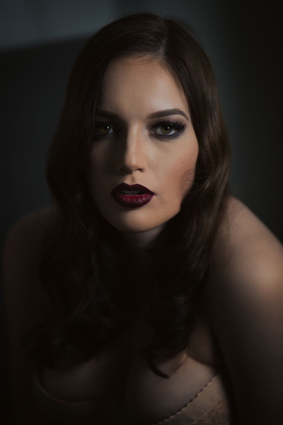 Beautiful stock photos of augen, beautiful woman, close-up, beauty, make-up