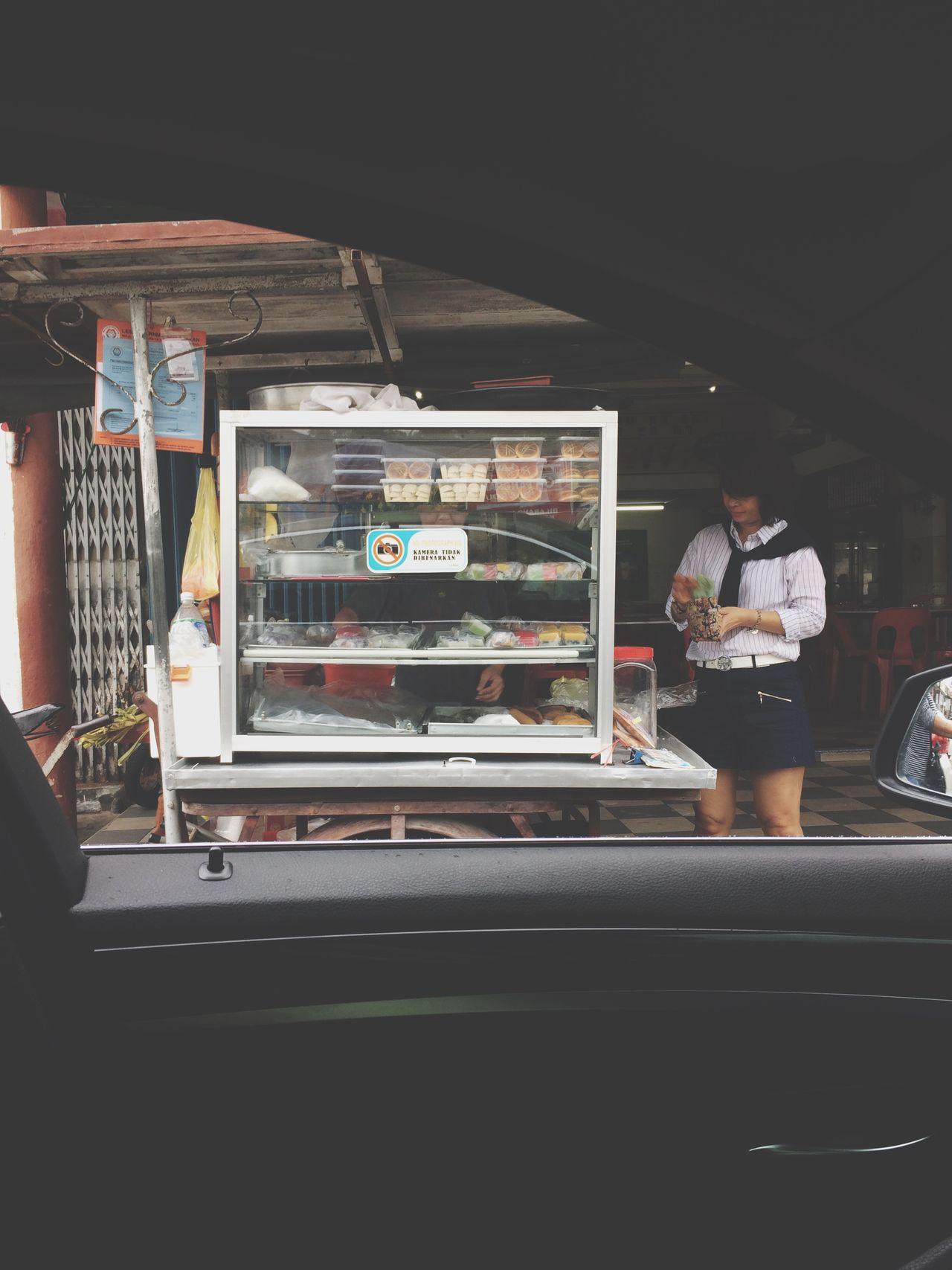 Always my favorite nyonya kuih store. Nyonya Pastry Malaysia Malacca Bondingtime Portuguese