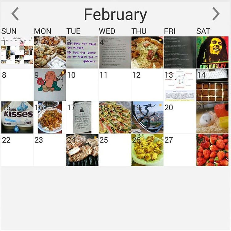 2월도 이렇게 끝났네요~ 3월시작이네요 하나하나 하는일들이 다 잘 이루어지길.. 일상 3월 시작 2월끝 20150301