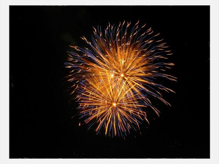 Fireworks at Coney Island Cincinnati
