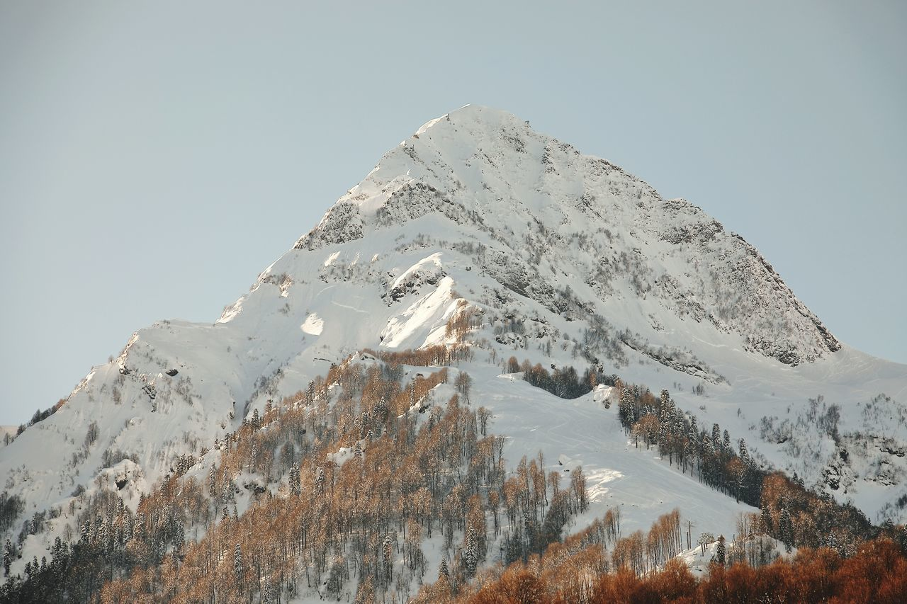 Sochi Krasnaya Polyana Mountains Gorkygorod Black Pyramid Snow ❄ Winter The Great Outdoors - 2017 EyeEm Awards