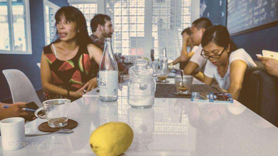 Lemonandme Lemonandfriends Lemonindanang Meetings People AirBnB Cafe