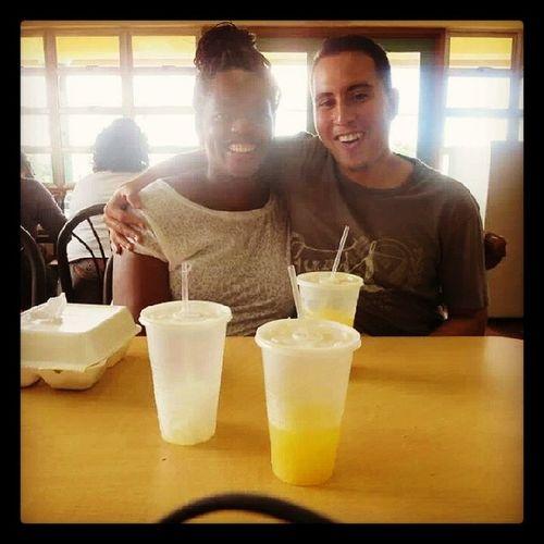 My good trini friend ;-) ... Shethinkicrazy Sun