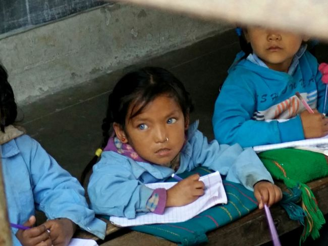 School Uniforms Around The World Nepal Nepali  Nepaligirls Kids Children Children Photography Eyes School Uniform Traveling Travel Travel Photography Travelling Travelphotography Traveler Travelgram Taking Photos