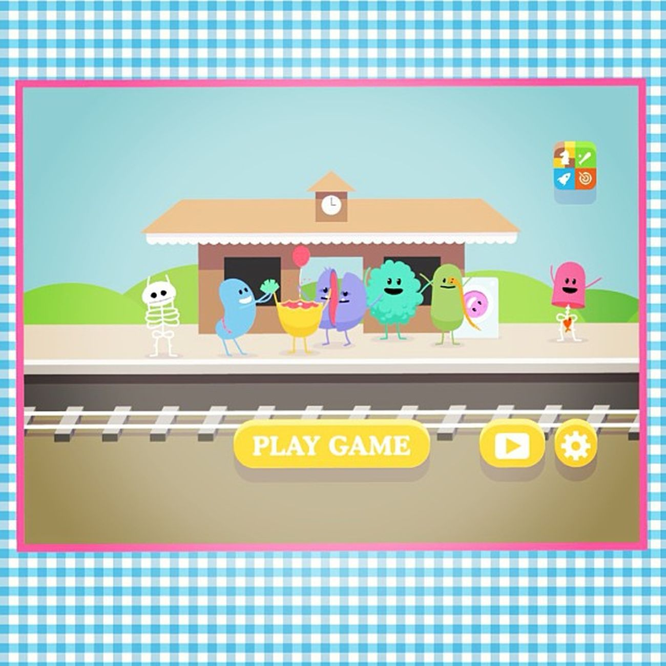>____< Dumbwaystodie Mytrainstation PicCollage