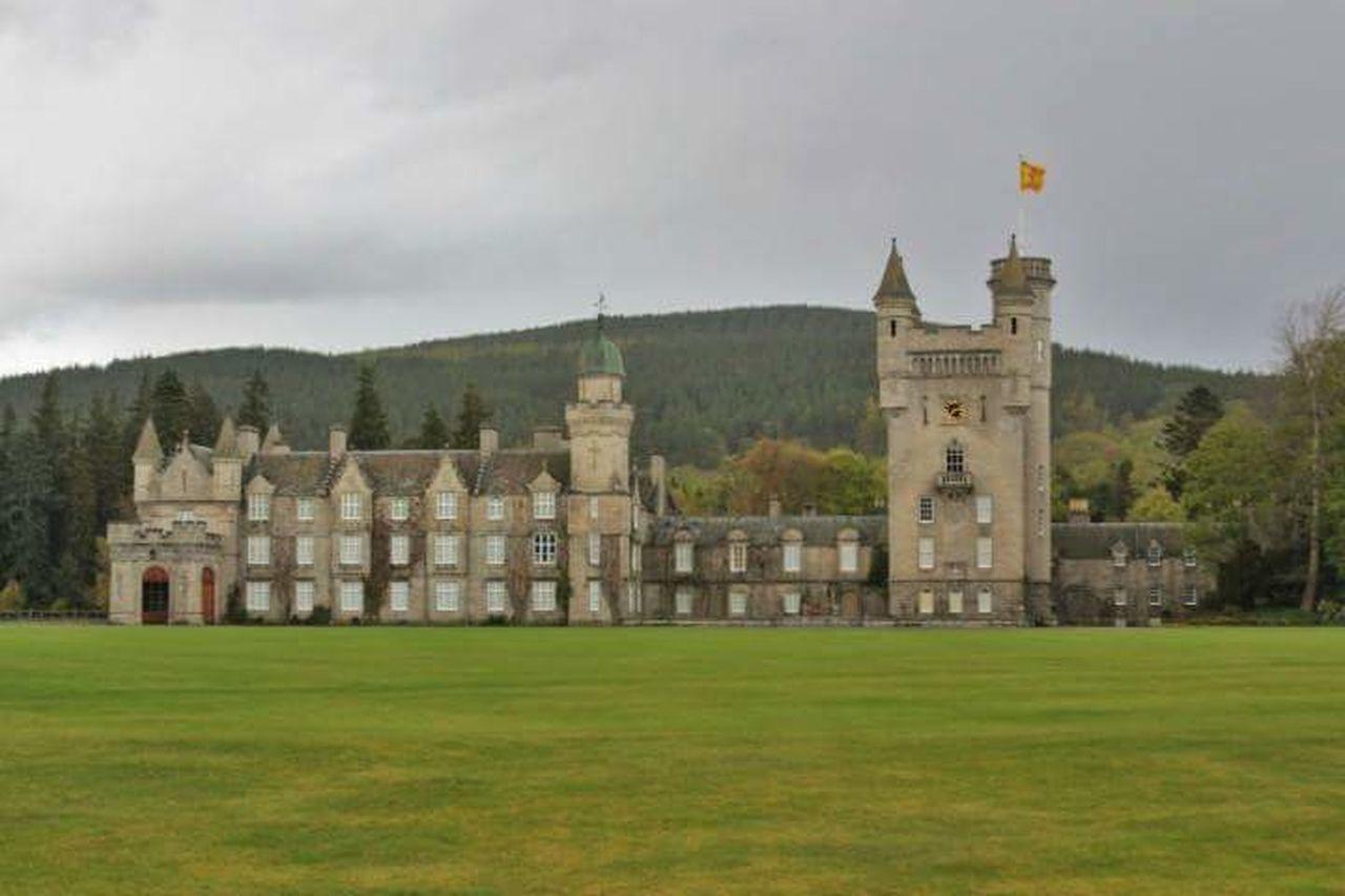 Balmoral Castle Balmoral Castle Scotland 💕