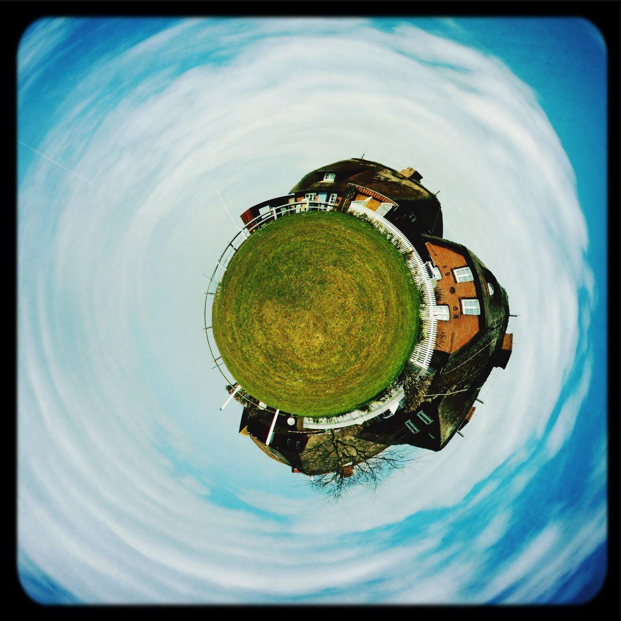 Halligleben - kleine weite Welt Nordsee Northsea Hallig Tiny Planet