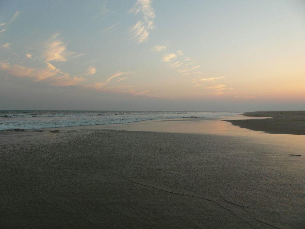 Brilliant Beach in India. Fond memories.