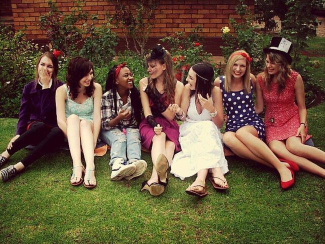 the crew! Hanging Out Enjoying Life Amandapanda reallife