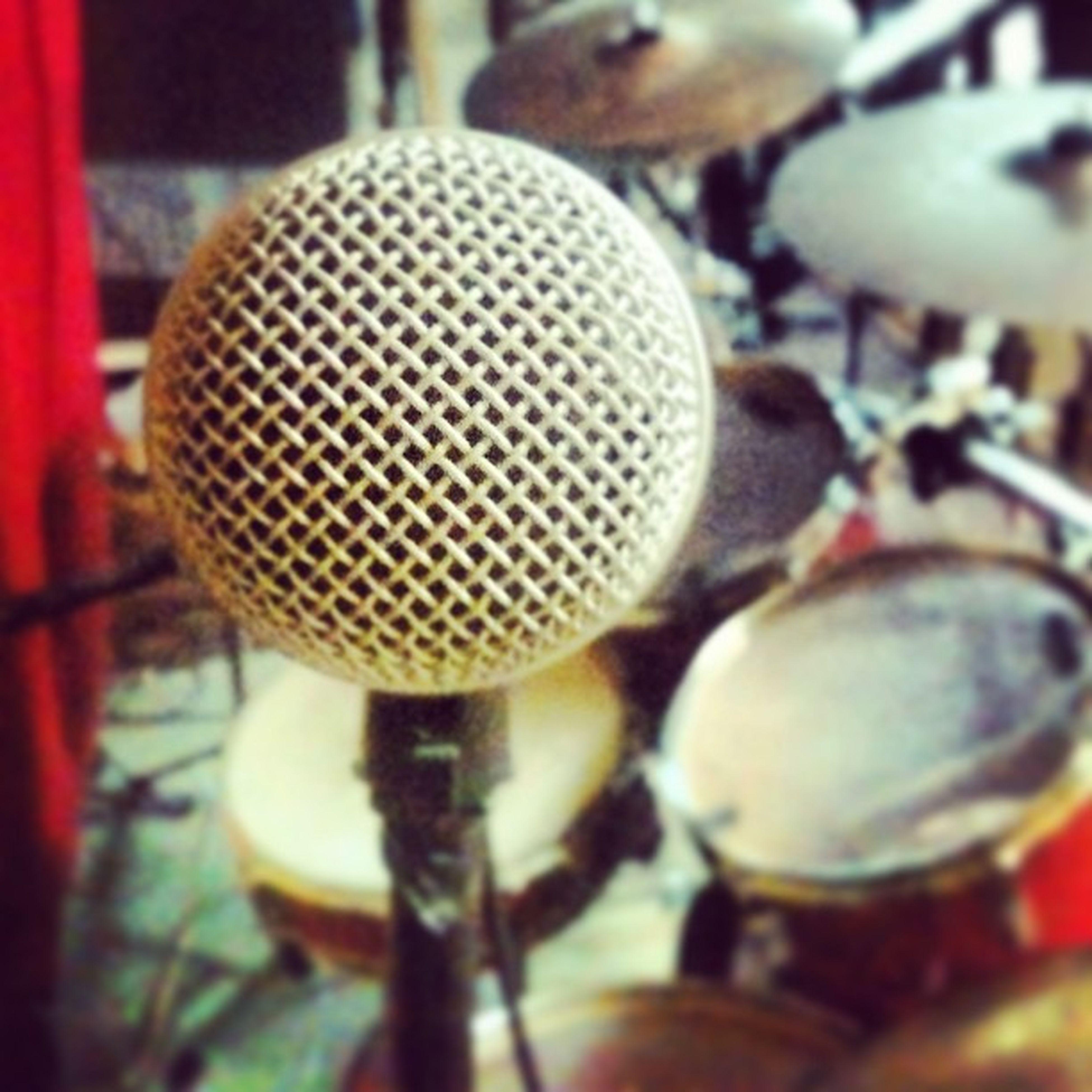 Microphone Drums Stage Music Instdrums Ensayo Fun Mextagram Audio