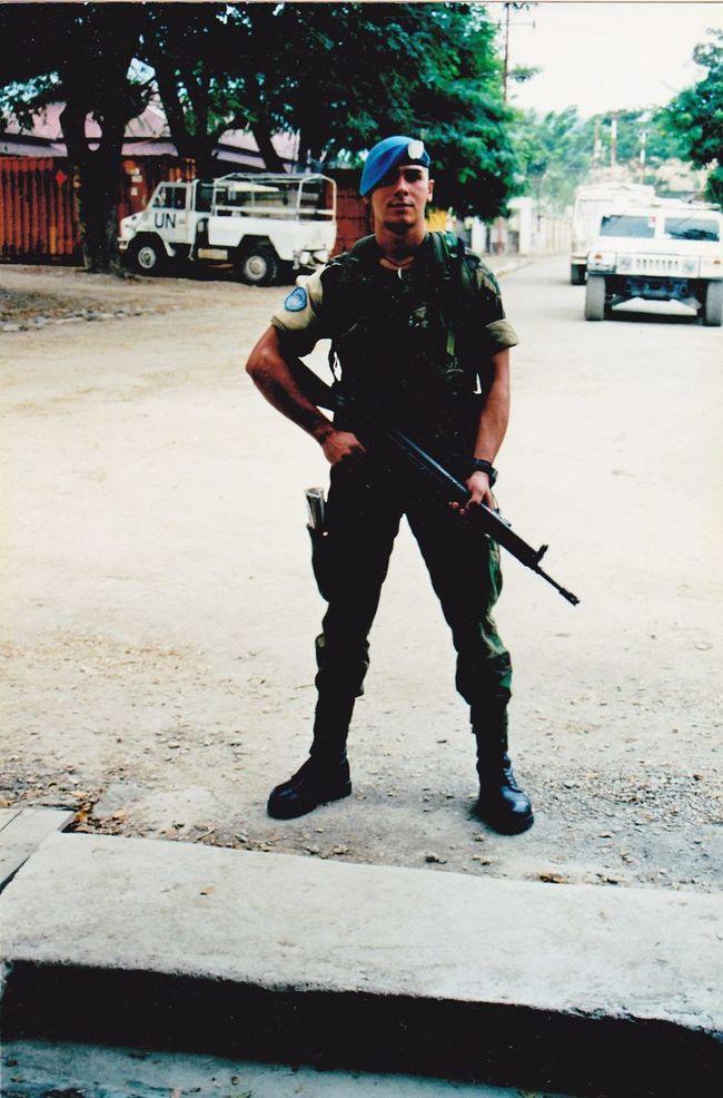 Army Timor Military Police PE