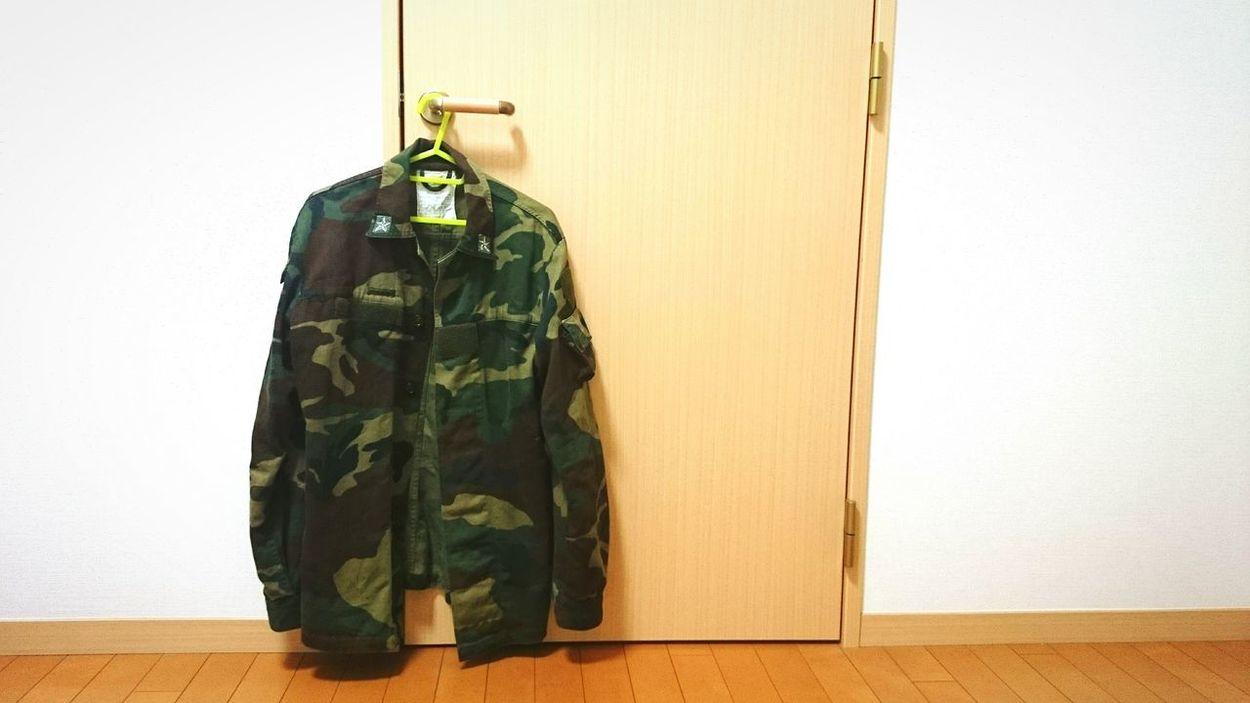 実際にNATO軍で使用されていた物。 Military Us Military Camouflage Urban Camouflage Militaryjacket Clothes Clothing Fashion Cloth Street Fashion