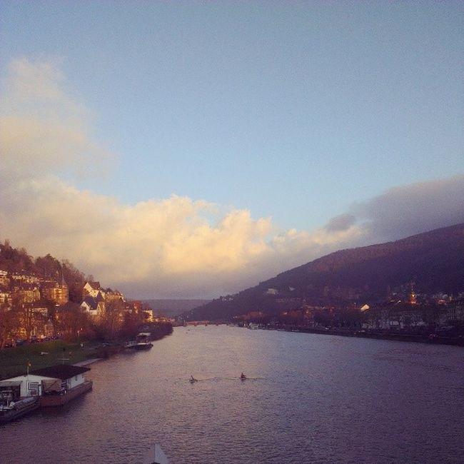 Heidelberg, du schöne Stadt. Ich habe mein Herz an dich verloren. #hach Hach