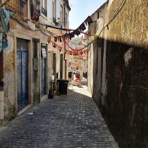 Streets Of Lisbon Walking Around Lisbon Portuguese Life