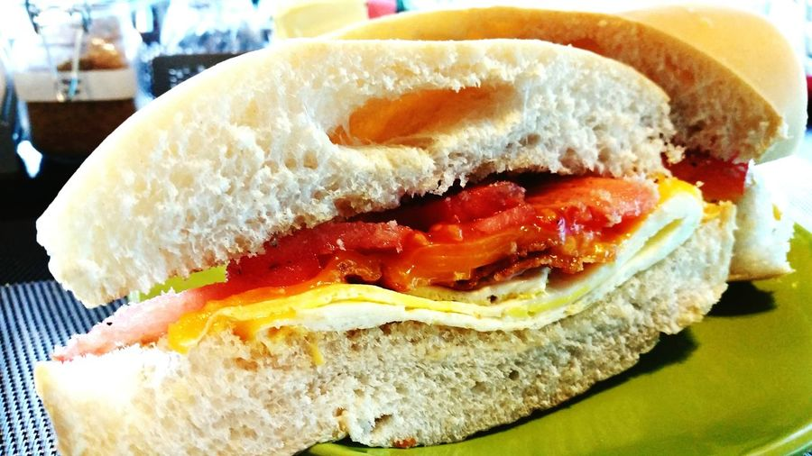 Breakfast Duval Street Key West Cuban EggSandwich Bacon And Eggs Key West Living Key West Coffee Company