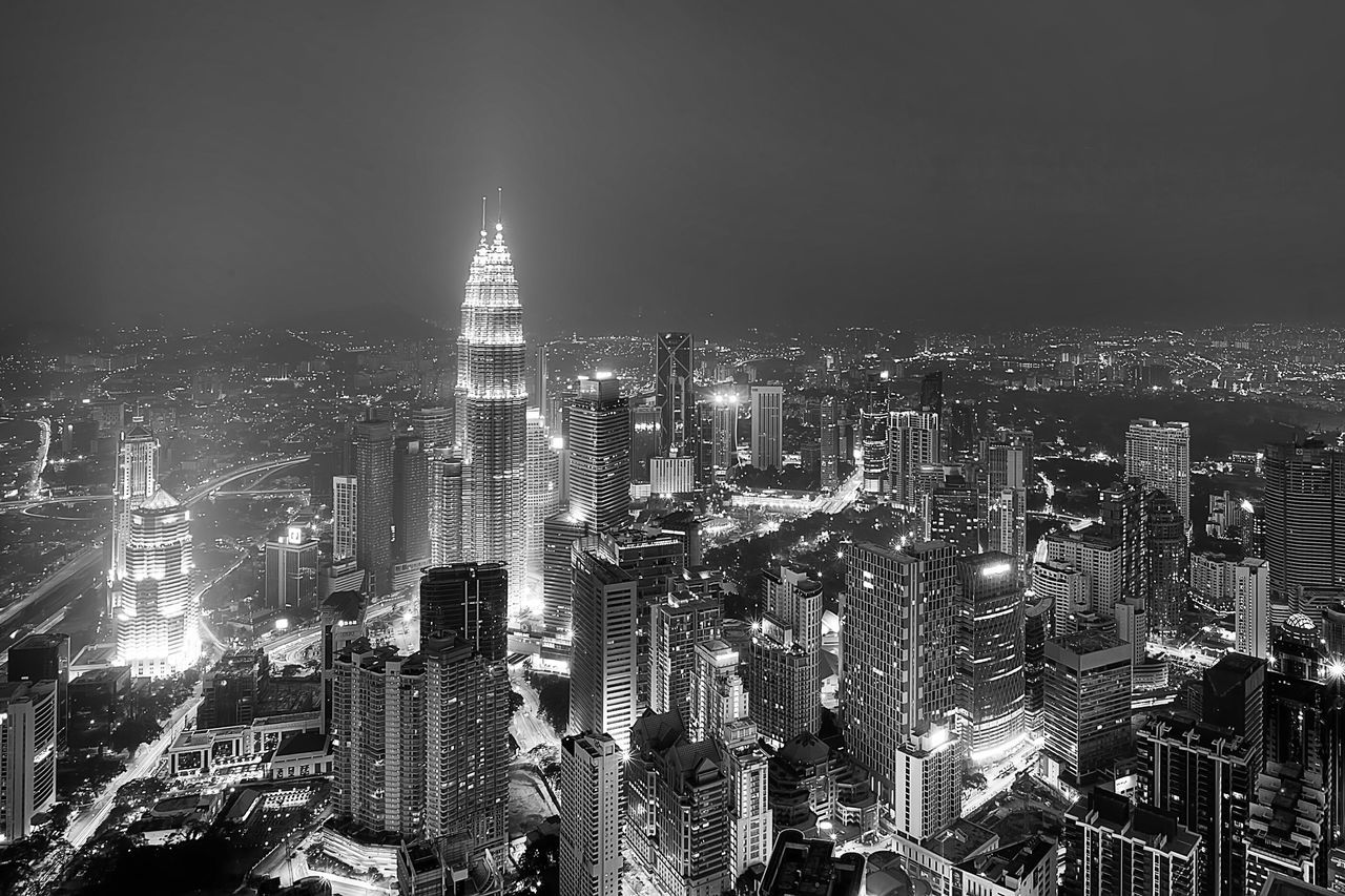 The Week Of Eyeem Kualalumpur Klcc Klcity Cityscape Blackandwhite Travel Landscape