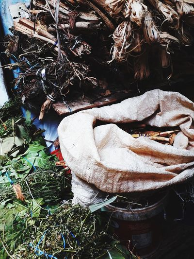Medicine Plants Day Market Plants 🌱 No People Sack Outdoors Senegalese