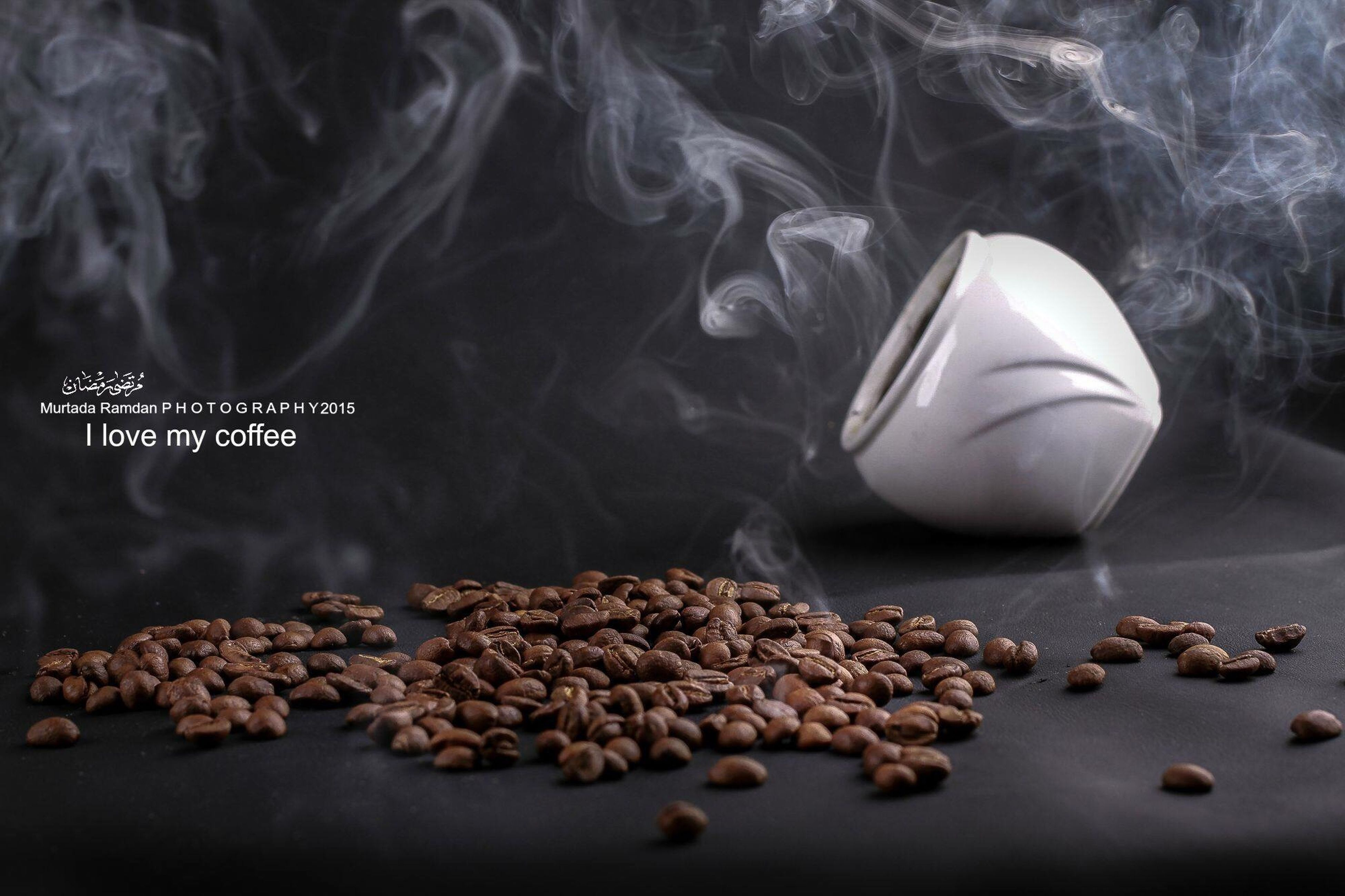 food and drink, still life, smoke - physical structure, indoors, no people, text, food, close-up, freshness, blackboard, day