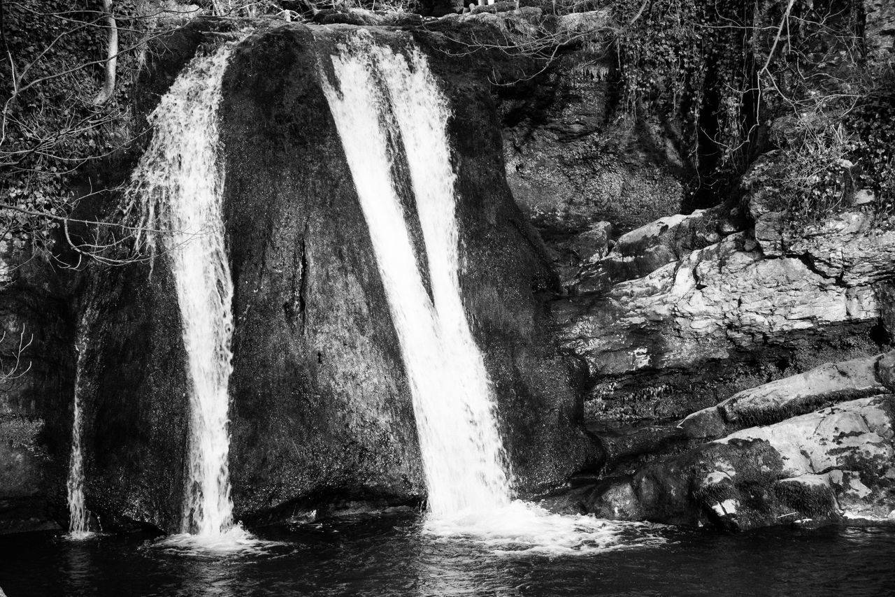 Black And White Countryside Day Flowing Flowing Water Nature Outdoors River Riverside Splash Splashing Stream Water Waterfall Wet Yorkshire Yorkshire Dales