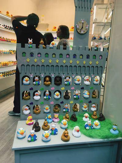 Firenze, Italy Storefront Miniduck