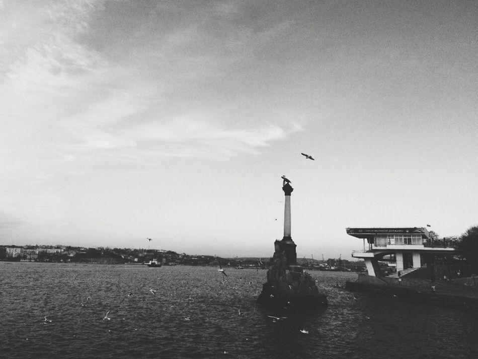 motherland Sevastopol  Crimea Sea First Eyeem Photo