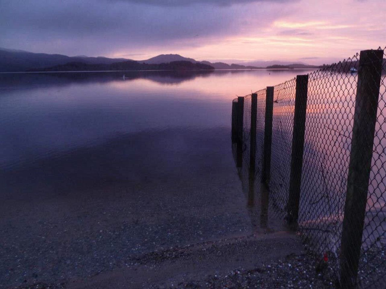 Enjoy The New Normal Tranquil Scene Nature Water Beauty In Nature Tranquility Lake Scenics Mountain Outdoors Surise Scotland Landscape LochLomond