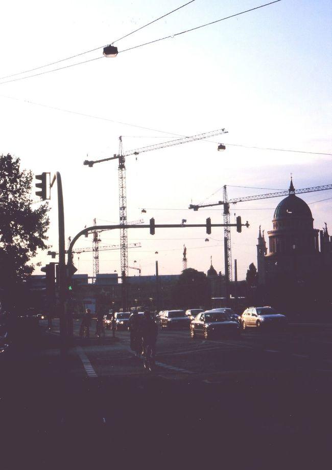 Citylife Sunset