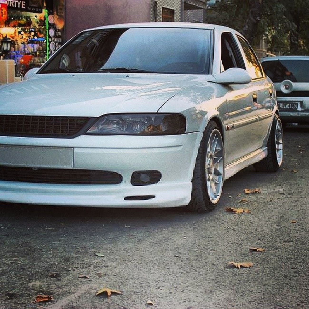 opel Vectra Tuning German style