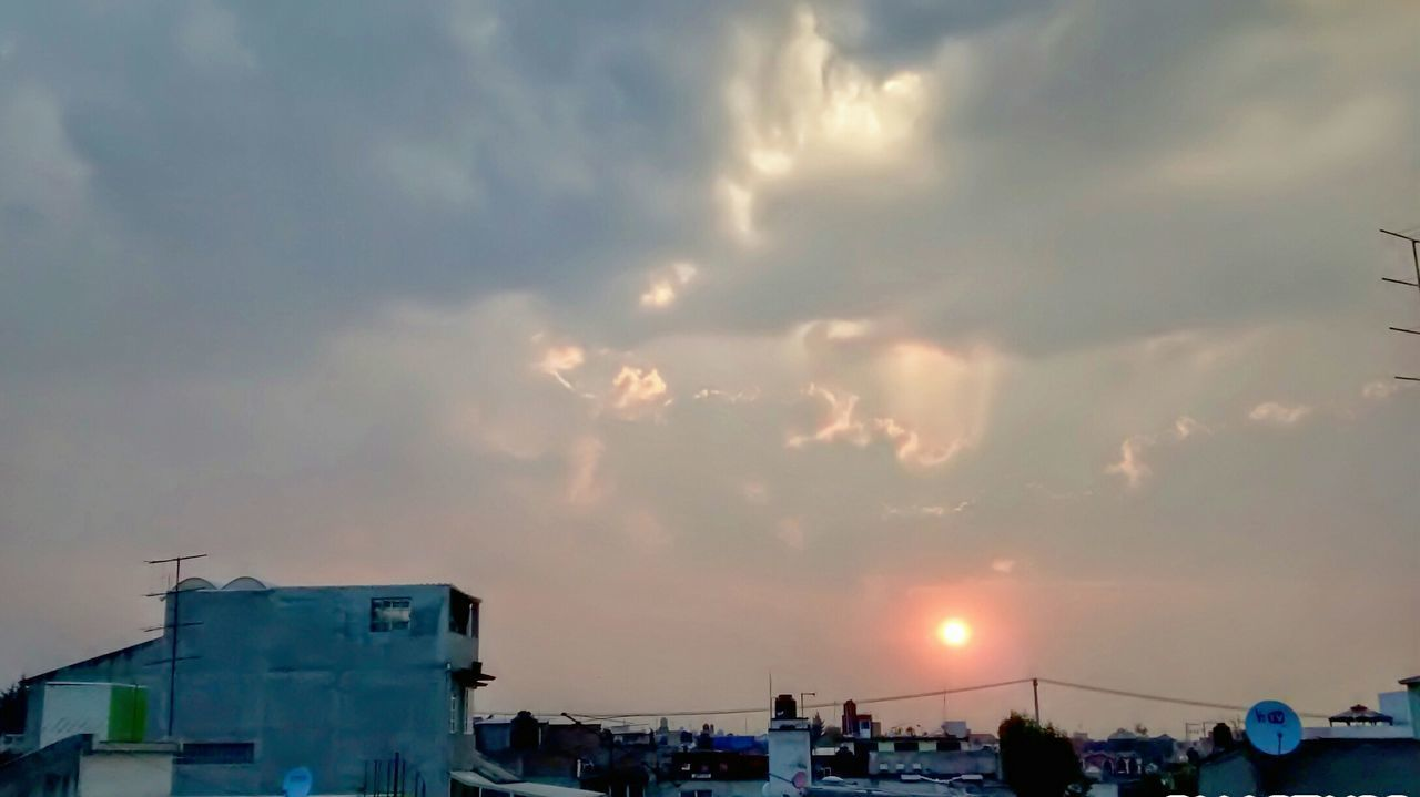 sky, cloud - sky, sunset, built structure, building exterior, architecture, outdoors, nature, scenics, vacations, travel destinations, city, beauty in nature, no people, day