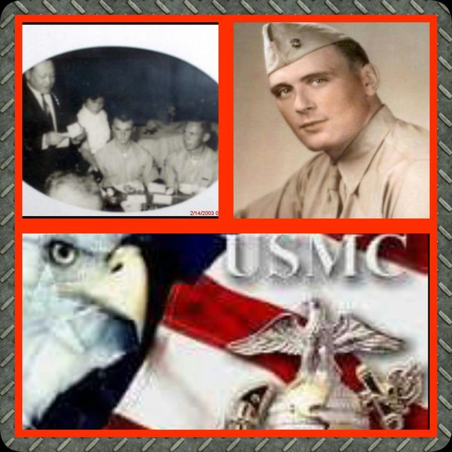 USMC Granddaddy Seabees Ww2 Daddy Recon Delta Company Vietnam I appreciate and support all the Armed Forces but USMC will always hold a special place in my heart.