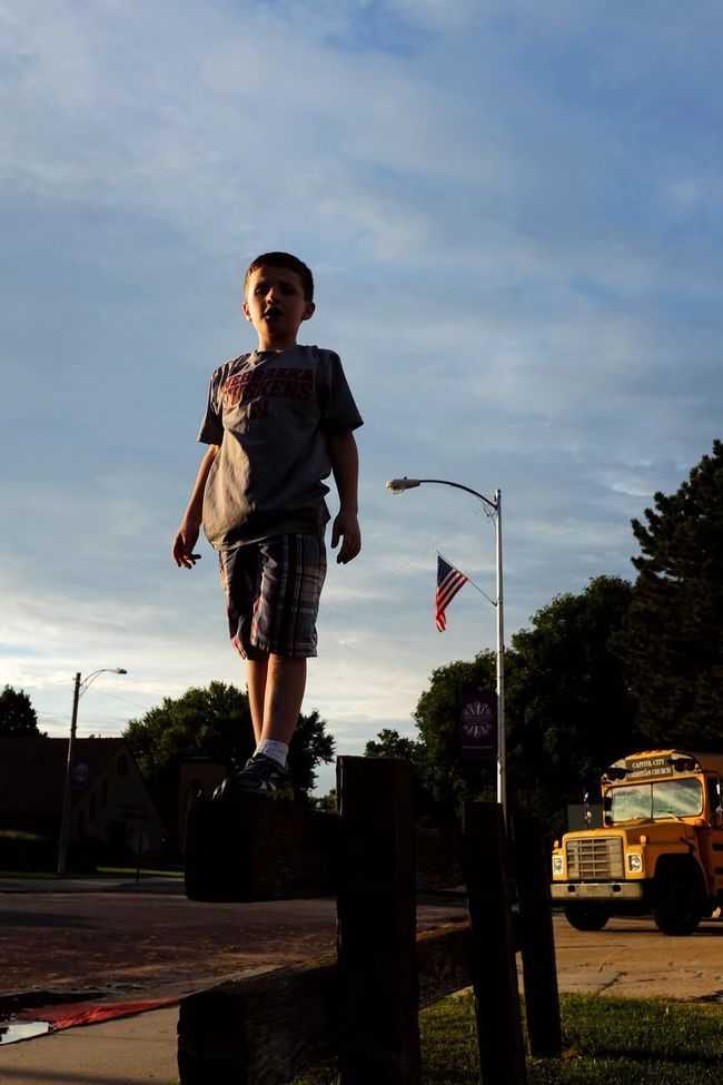 Photo essay, a day in the life. August 24, 2016 Milligan Nebraska 35mm Camera A Day In The Life Americans Balance Balancing Act Boy Camera Work Dramatic Light Elementary Age Everyday Lives Eye For Photography Eye4photography  EyeEm Best Shots EyeEm Gallery EyeEmBestPics Eyeemphoto Fine Art Photography FujiX100S Golden Hour Look Up And Thrive Photo Essay Real People Small Town Stories Storytelling Streetphotography