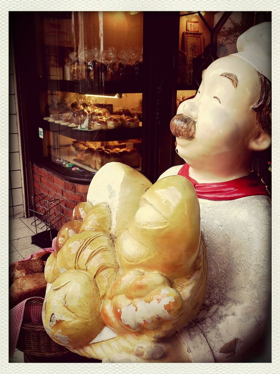 Bakery Bread Lunch Time! Kunitachi that's bakery was good.