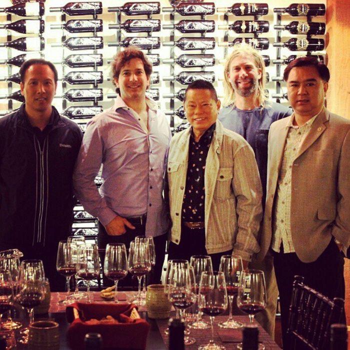 KH & Michael Mondavi Michaelmondavifamily Robertmondavi Winecountry Winery napavalley napa cali california nocal