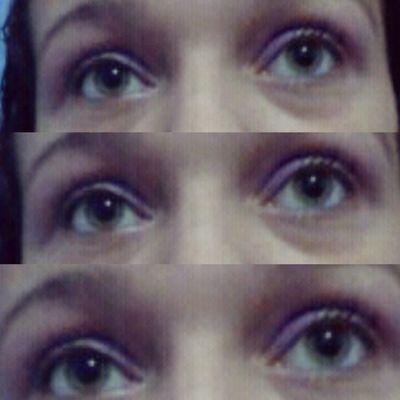 Olhoooos *o*