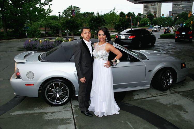 Prom 2015 Prom Night Hilton Hotel Philadelphia Photography