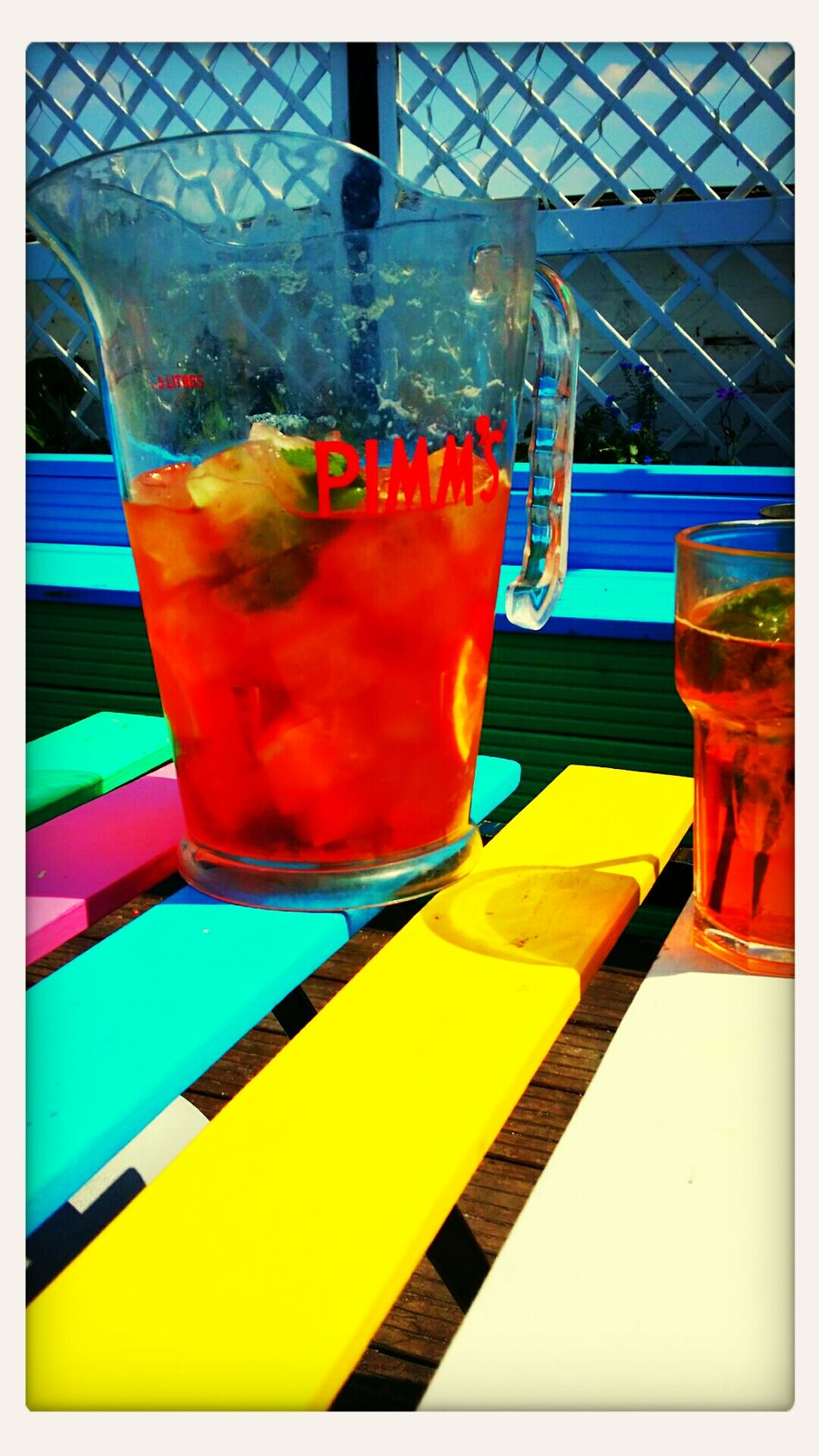 1st rooftop pimms