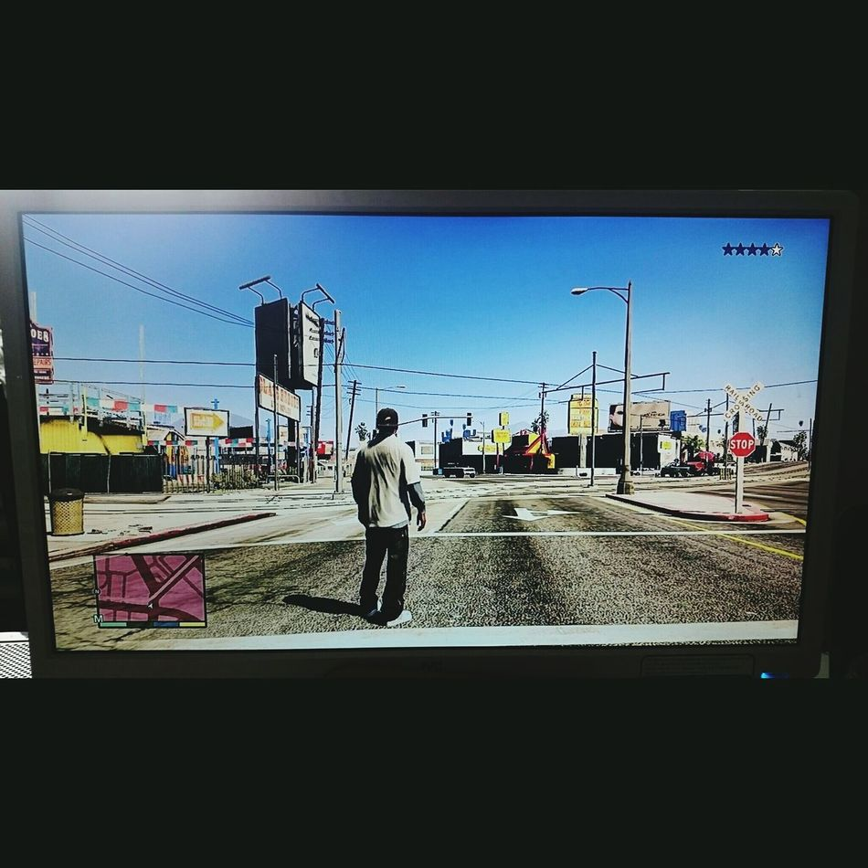I recently started Playing GTA V . It's actually quite Fun. Videogames Videogaming Gaming Games Playstation Playstation3 Ps3