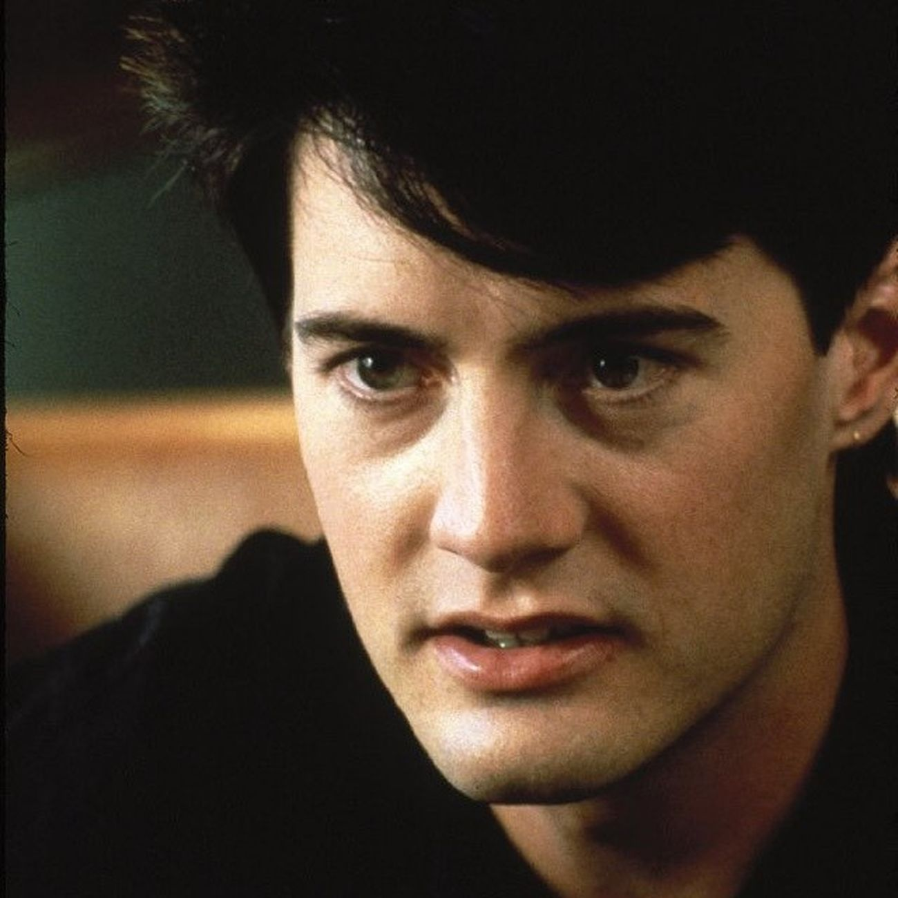 Kyle McLachlan in Blue Velvet. One of my favorite roles. DavidLynch Bluevelvet