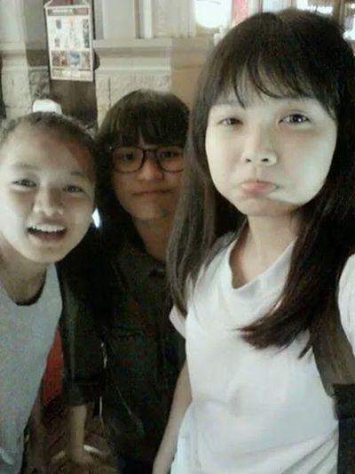 Bff Changtrainamay Parkson Pagagon :)