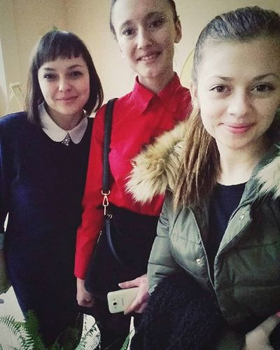 Margaret_ SergeevnaHead_of_department Dasha It_was_fun😊😚