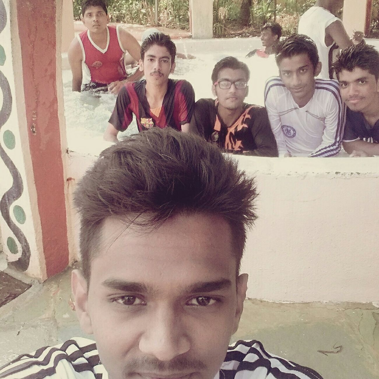 RePicture Friendship Waterkingdom Friends Toomuchfun