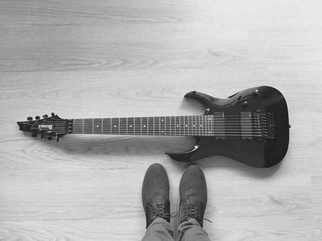 Si Señor - What I Value Guitar 8-String