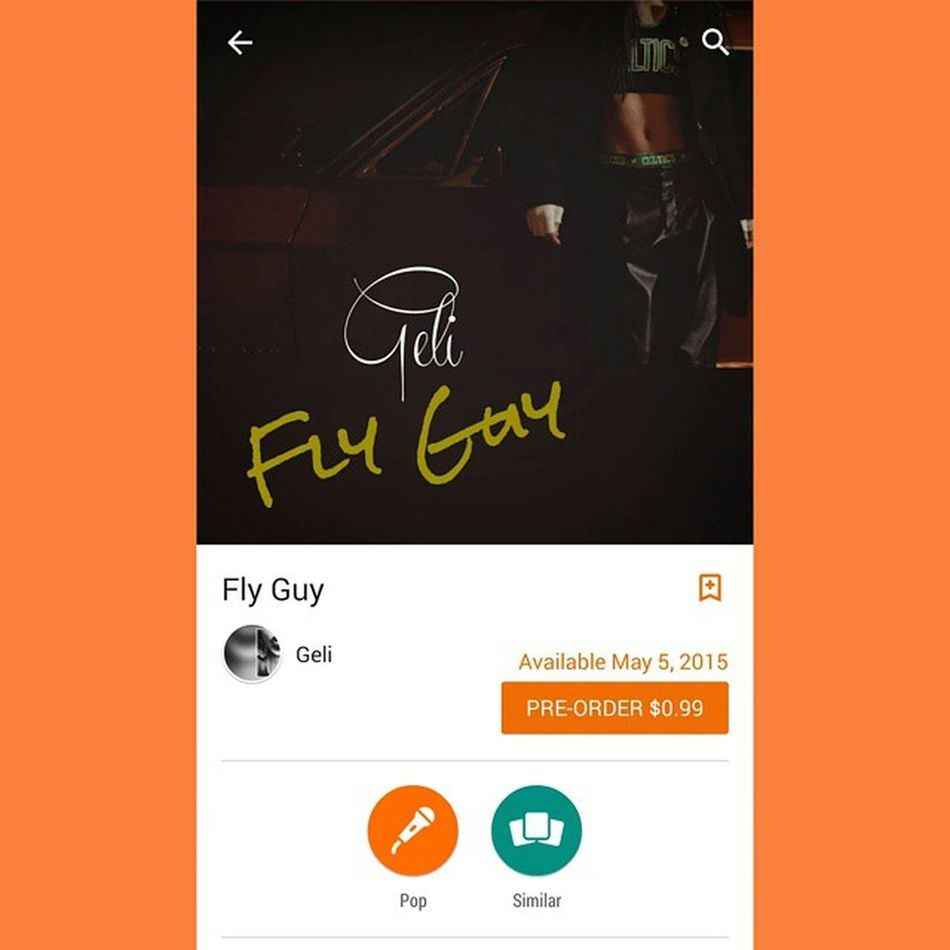 ANNOUNCEMENT BEAUTIES! PRE-ORDER FlyGuy now on GooglePlay and Itunes . (Also on other social media outlets!) For those who pre-order my single, screenshot it and tag me! You can be a lucky winner and get a spot in my upcoming video!!!!! Fightlikeagirl 2015 GrindMode GloryRoad BigThangsComing missoddbeauty