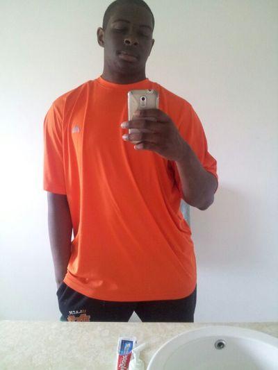 Black& Orange