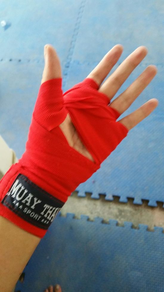 still trying to master the art of hand erap after 5 days! im s9 gonna miss this place Muay Thai Rawai Muay Thai Khao Lak
