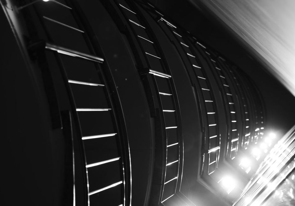 Stairway Blackandwhite Photography Taking Pictures Melancholic
